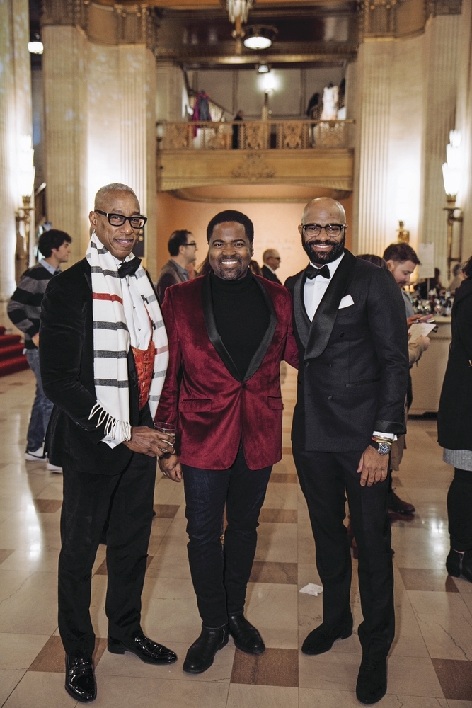 (l-R)_Dr_Michael_Richardson,_Roderick_Hawkins,_and_Michael_Scott_Carter_in_the_Foyer_before_the_concert_c_Simpson.jpg